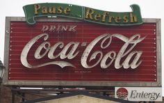 Pause & Refresh, Voke Sign, Baton Rouge
