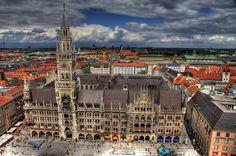 München Rathaus HDR von mark13003 - Galerie - heise Foto   heise Foto