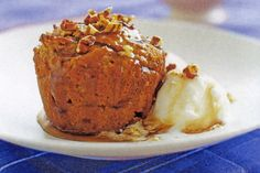 Maple Syrup & Pecan Pudding Recipe - Taste.com.au