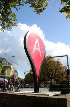 Google Map Public Installation