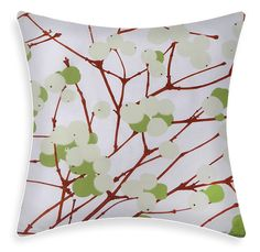 Marimekko Pillow Cover - Lumimarja Light Green