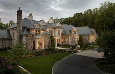 Estate Master Plan in Somerset County, NJ traditional exterior