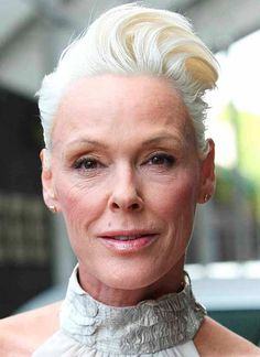 Brigitte Nielsen (July 15, 1963) Danish actress and model, she became famous because of her roles in the movies Red Sonja, Rocky IV and Cobra.