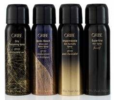 New Purse Size Oribe Sprays! Love!