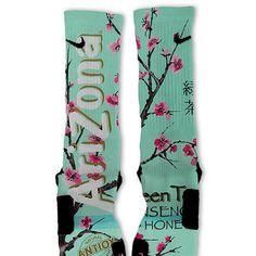 Arizona Tea Custom Nike Elite Socks on www.FreshElites.com