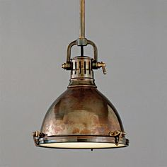 bronze lamp- conference room table lights