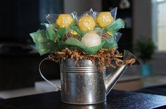 Super cute mother's day cake pop gift idea