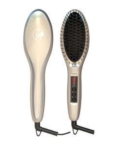 Hair Straightening Brush. Holiday Gift Guide: What to Get for Teen Girls
