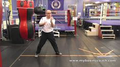 7 Boxing Footwork Tips to Avoid!  This great because he shows the right way to do them with good explanations as to why.
