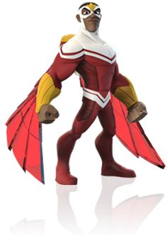 Falcon | Disney Infinity 2.0 Marvel Super Heroes Characters