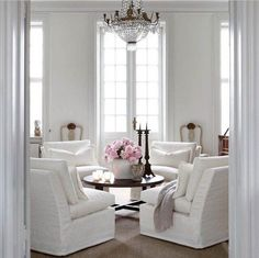 I wish I could have white furniture, but my girls would destroy that in 2.5 secs lol