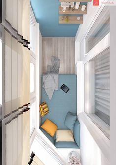 Modern Small Apartment Design, Condo Interior Design, Interior Balcony, House Furniture Design, Small Apartment Living, Balcony Furniture, Home Decor Furniture, Small Balcony Decor, Small Balcony Design