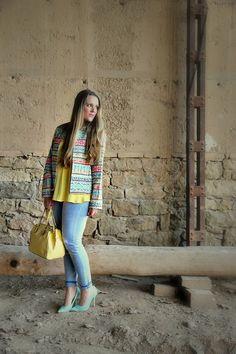 Emma M. - Spring jacket