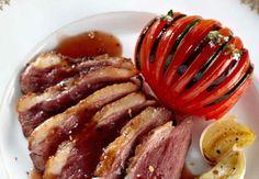 Magret de canard et son tian provencalVoir la recette du Magret de canard et son tian provencal