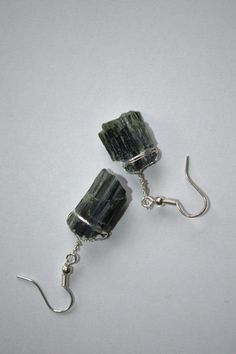 Serpentine earings by ASweetScaleWorld on Etsy