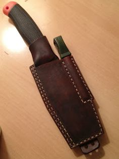 Mora Clipper Sheath, by João Grilo