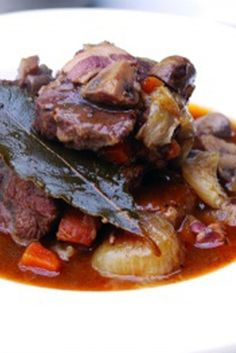 A delicious, slow cooked, family meal. Cinnamon Pecans, Cinnamon Rolls, Caramel Rolls, Braised Cabbage, Pecan Rolls, Beef Bourguignon, Artisan Bread, The Dish, Slow Cooker Recipes