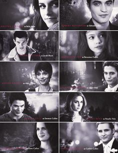 The Cullen Familly Forever