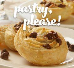 Pastry, please!