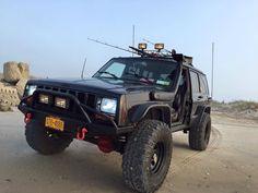 Nice Jeep XJ
