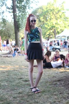 Festival Fashion From Pitchfork 2013