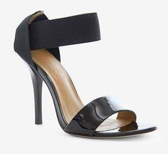 Michael Kors Black Sandal//