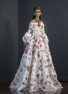 https://www.etsy.com/listing/554254965/poppy-maxi-dress-for-fashion-royalty?ref=pr_shop | por Rimdoll