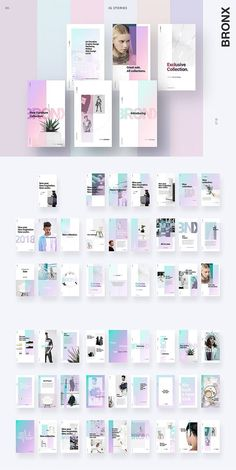 Get more templates and save --- BRONX PowerPoint Template is an unique multipurpose Graphisches Design, Book Design, Layout Design, Modelo Portfolio, Mise En Page Magazine, Magazine Ideas, Plakat Design, Latest Design Trends, Instagram Design