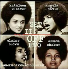 Set It Off–1970's Edition by Women of... | Eternally Beautifully Black