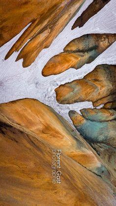 Landmannalaugar Abstract - Iceland