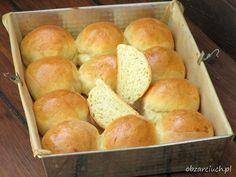 Bułeczki z przepisu Babci - zawsze wychodzą idealne - Obżarciuch Hamburger, Bread, Cooking, Food, Kitchen, Brot, Essen, Baking, Burgers