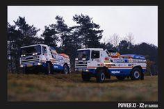 DAF Turbo Twin X1, X2, II Duo
