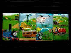 Thomas The Train Room Decor | Train bed, The old and Thomas the train