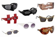 Eye wear Linda Farrow sunglasses. You?