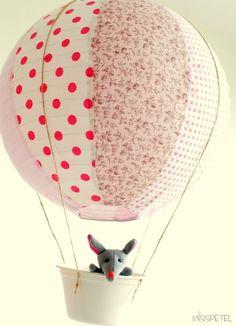 Cute nursery idea!