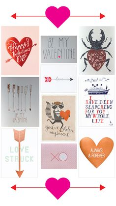 IT'S TIME FOR VALENTINES (ALREADY)