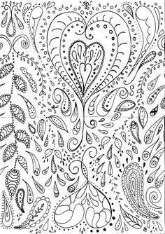 Tutorial: Cómo hacer una repetición de un patrón (pattern) a mano / Actitud y alegría.