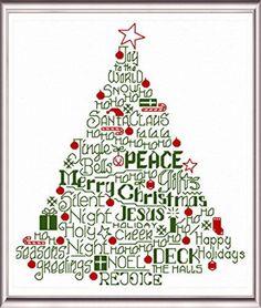 deck THE HALLS CHRISTMAS TREE