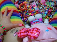 Find images and videos about rave, plur and kandi on We Heart It - the app to get lost in what you love. Scene Kids, Emo Scene, Rave, Ibuki Mioda, Punk Baby, Different Aesthetics, Rawr Xd, Rainbow Aesthetic, Cybergoth