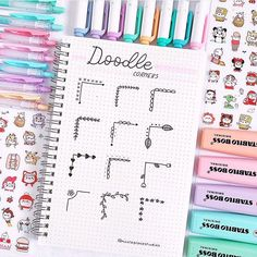 Doodle corner ideas that you can not use in your bullet or in your study … – point Related posts: Bullet Journal Doodles: 24 great doodle … Bullet Journal Headers, Bullet Journal Banner, Bullet Journal Aesthetic, Bullet Journal Notebook, Bullet Journal Ideas Pages, Bullet Journal Inspo, Bullet Journal Layout, Bullet Journal Dividers, Bullet Journal For School
