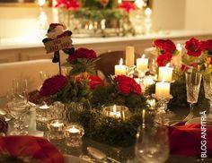 Natal | Anfitriã como receber em casa, receber, decoração, festas, decoração de sala, mesas decoradas, enxoval, nosso filhos