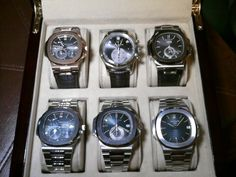 PuristSPro - Just want to share my collection. Pardon my poor photo skills. thanks for viewing