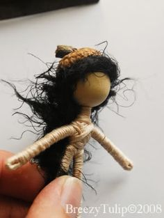 another bendy doll tutorial... I do them that way too!