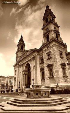 Saint Stephen's Basilica, #Budapest