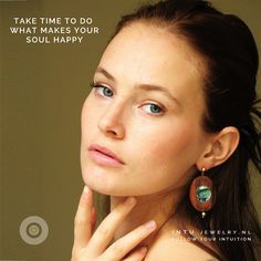 Take time to do what makes your soul happy <3