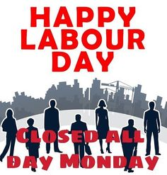 Happy Labour Day from the Southside team. Our regular schedule resumes on Tuesday. Please enjoy the long weekend and stay safe!