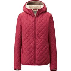 WOMEN PADDED QUILTED HOODED JACKET | UNIQLO