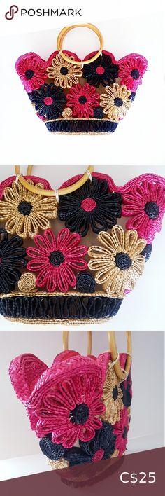 Handbags, Floral, Check, Red, Closet, Shopping, Style, Swag, Totes