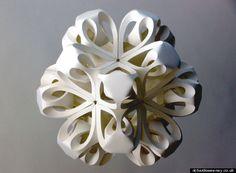 종이접기는 이렇게도 진화한다(사진)