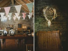 rustic wedding, image by Pete Cranston
